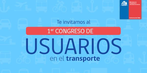 1º Congreso de Usuarios en el Transporte