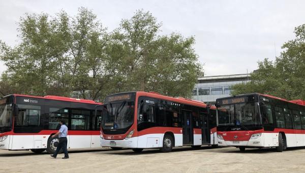Buses eléctricos y ecológicos EURO VI